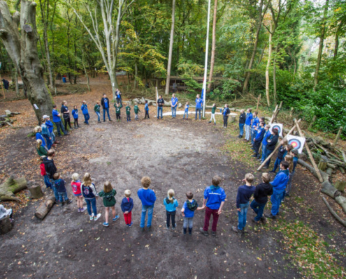 opendag 2017 Scouting Raboes