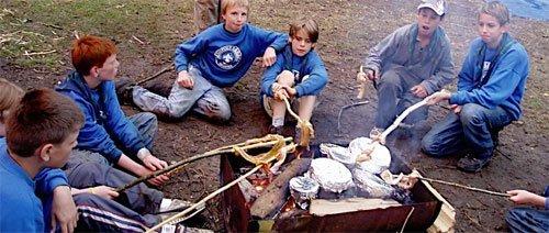 Scouts jongen